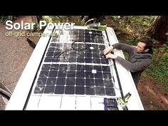Check out this Solar Panels post we just posted at http://greenenergy.solar-san-antonio.com/solar-energy/solar-panels/van-life-our-amazing-solar-power-set-up/