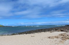 Turtle Bay on the North Shore of Oahu, Hawaii. Local beach to Kahuku Village. New homes for sale KahukuVillage.com