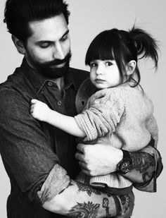 Gorgeous & Awesome Men - the Dad Edition