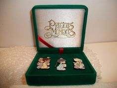 Precious Moments Lapel Pins Three Wise Men Christmas
