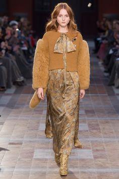 Sonia Rykiel Fall 2016 Ready-to-Wear Fashion Show - Madison Stubbington (IMG)