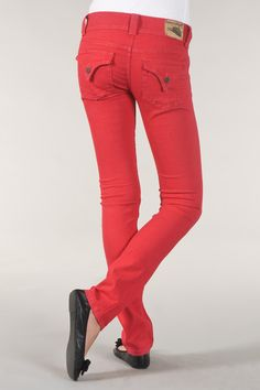 Pair these jeans with your favorite Badgers shirt to look great on Badger Game day!  Click to order