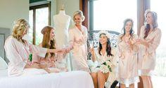 Bridal Robes Homebodii