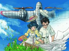 Hayao Miyazaki, of Japan's Studio Ghibli, has declared that The Wind Rises, playing at the Yukon Arts Centre on December 28, will be his last film. It is a truly beautiful piece of animation, complete with painterly landscapes and a remarkably textur