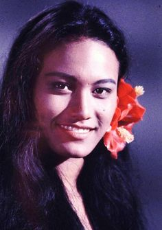 EXOTISME / Tarita, de son vrai nom Tarita TERIIPAIA, née le 29 ...