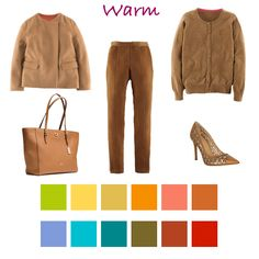 Capsule Wardrobe Essentials - Choosing Neutral Items & Adding an Accent Colour : capsule wardrobe essentials, neutral capsule wardrobe colours, Capsule Wardrobe Essentials, Warm Spring, Warm Autumn, Winter Typ, Fashion Capsule, Fashion Colours, Ethical Fashion, Printed Skirts, Fall Outfits