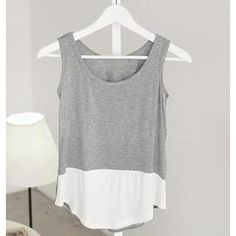 Buy 'SO Central – Two Tone Sleeveless Top' with Free International Shipping at YesStyle.com. Browse and shop for thousands of Asian fashion items from Hong Kong and more!