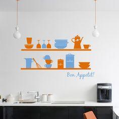 Adhesivos Decorativos para la Cocina