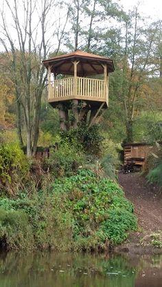 Riverside Tree House - Bewdley