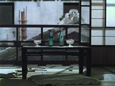 OZU TEAPOT Yasujiro Ozu, Cinematic Photography, Japanese Film, Film Stills, Weed, Cinematography, Tea Pots, Pillows, Halloween