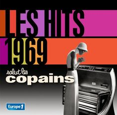 Salut les Copains Les Hits 1969 - 2 CD - CD AUDIO NEUF