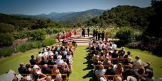 Holman Ranch Vineyards Weddings - Price out and compare wedding costs for wedding ceremony and reception venues in Carmel Valley, CA