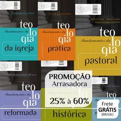 Fundamentos da Teologia - MC faz parte da Promoção Arrasadora 25% à 60%