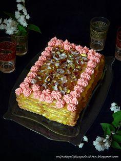 mijn dagelijkse gedachten: No Bake Turkish Delight Cake / Торт с Лукумом (без выпечки)  #Russian_recipes #Russian_food #Russian_desserts