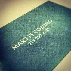 Did you know? #MARSisComing http://instagram.com/p/VvAZj5TBc1/#