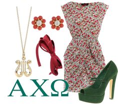 Cute Sorority outfit!!