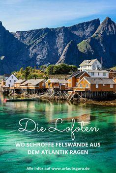 Nördlich des Polarkreises gelegen, befindet sich die zu Norwegen gehörende Inselgruppe – die Lofoten. Erfahrt hier, was für ein einzigartiges Landschaftsbild die Lofoten hergeben und was euch dort alles erwartet.