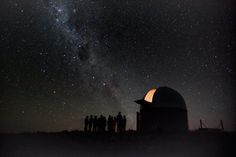 Mackenzie Basin - New Zealand. According to the ISA it is the greatest place in the world to star gaze.