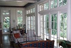 I would love to replace family room windows with Sliding French doors and screen in yard