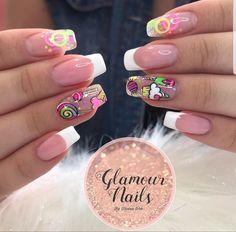 Gel Nail Designs, My Nails, Nail Art, Beauty, Ideas, Dope Nails, Perfect Nails, Work Nails, Simple Toe Nails