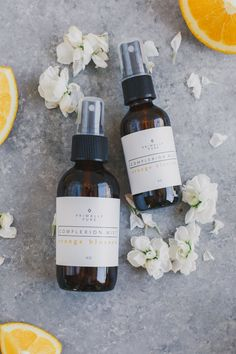 ORANGE BLOSSOM COMPLEXION MIST