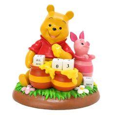 Winnie-the-Pooh & Piglet calendar