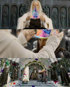 Happy Birthday Aragorn! March 1st