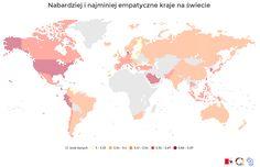 World's most empathetic nations #BIQmap