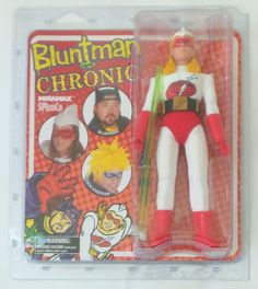 "Bluntman and Chronic 8"" Action Figure - Chronic Jason Mewes #SmodCo"