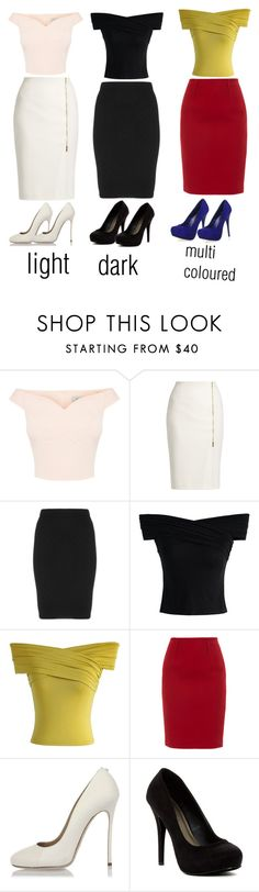 """""""smart  (but chic) style"""" by nazia-shazia ❤ liked on Polyvore featuring MaxMara, Manon Baptiste, Chicwish, Paule Ka, Dsquared2 and Michael Antonio"""