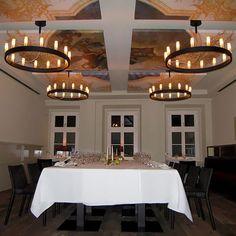 Best Top Lighting Ideas For Restaurants Images On Pinterest - Table top lamps for restaurants