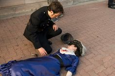 Murdoch Mysteries poor constable Crabtree! How could you be so mean Dr Grace?