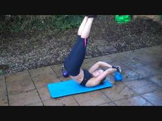 myomytv: Ultimate 500 Rep Kettlebell Workout - YouTube (5:38)