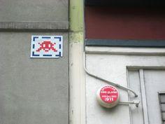 Invader | PartyMixTape: San Diego & Street Art