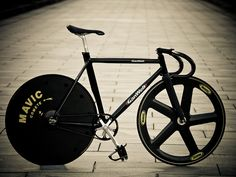 GanWell #flickr #fixie #MAVIC