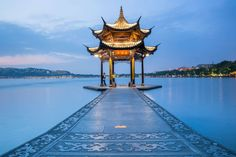 West Lake - Hangzhou, China - xia yuan/Getty Images