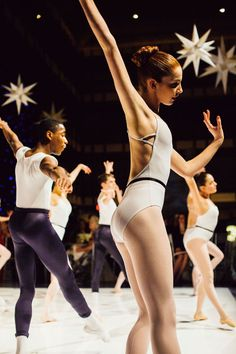 The School of American Ballet's 2014 Winter Ball at the David H. Koch Theater Lincoln Center celebrating the 80th anniversary of SAB.