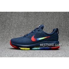 Nike Air Max 2018 Dlx Blue Rainbow Red Yellow Shoes Copuon 64541fd83