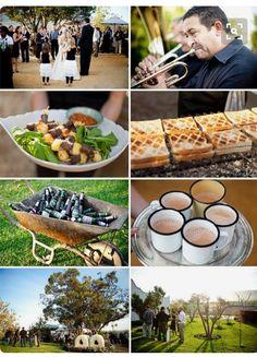 Destination Wedding Event Planning Ideas and Tips Bush Wedding, Farm Wedding, Wedding Events, Rustic Wedding, Wedding Ideas, Wedding Catering, Dream Wedding, South African Weddings, South African Decor