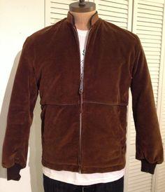 Vintage MENS Fidelity of Boston corduroy jacket by pandaJpanda, $42.00