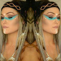 native american makeup - Google Search