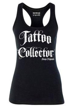 Women's Tattoo Collector Tank Top