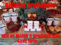 The Autumn Crabapple soap is made from crabapples harvested from the backyard of the store on Main St. in Canmore, Alberta. The crabapples have now been harvested and all the products are available. Purchase a mix or match of 3 of the products and save Little Cabin, O Canada, Canadian Rockies, Rocky Mountains, Harvest, Maine, Abs, Soap, Backyard