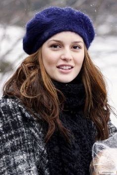 "Leighton Meester as Blair Waldorf ""Remains of the J"""