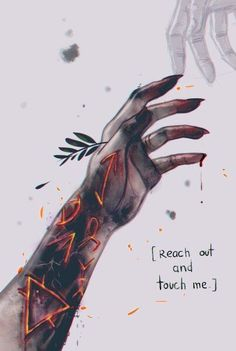 Reach out and Touch me