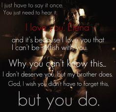 Damon Salvatore, The Vampire Diaries