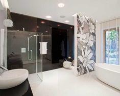 Farbkontraste Im Badezimmer Minimalistischer Anspruch Schlichtes  Möbeldesign   Moderne Häuser   Pinterest   Möbeldesign, Schlicht Und  Badezimmer