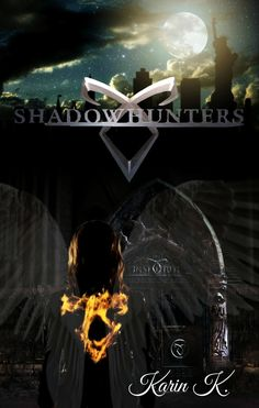 This is my fan art about Shadowhunters series :3
