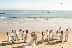 katrina from tone it up's beach wedding photos. Wedding Bells, Our Wedding, Dream Wedding, Wedding Decor, Wedding Stuff, Wedding Ideas, Dusty Shale Wedding, And So It Begins, Beach Wedding Photos