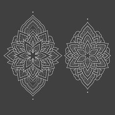 """prada-tattoo: """" Available ornaments. Contact: Best Picture For Mandala Tattoo vorlagen For Your Tast Geometric Mandala Tattoo, Tattoos Mandala, Mehndi Tattoo, Mandala Tattoo Design, Tattoo Designs, Henna Designs, Arrow Tattoos For Women, Tattoos For Guys, Tattoo Sketches"""